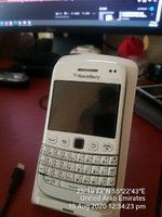 Used BlackBerry bold Perfect FINAL 👈 in Dubai, UAE