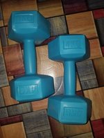 Used dumbell 4kg  x 2 in Dubai, UAE