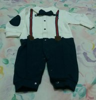 Used Baby boy long sleeve jumpsuit in Dubai, UAE