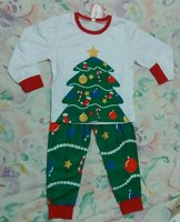Used Christmas tree pajama set in Dubai, UAE