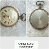"Used Antique Old Pocket watch Swiss made "" in Dubai, UAE"