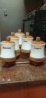 Used 6 Pieces Herbs & Spices Storage in Dubai, UAE