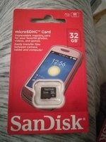 Used SANDISK MEMORY CARD 32GB in Dubai, UAE