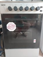 Used GEEPAS 4 burner with oven in Dubai, UAE
