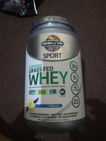 Used Organic Grass Fed Whey Protein Vanilla in Dubai, UAE