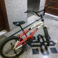 Used BMX Apache Bicycle(With Cycle Lock) in Dubai, UAE