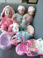 Used Baby Doll and Barbie bundle in Dubai, UAE