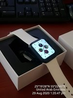 Used Iwatch 26 Dport ip67 6months Warranty in Dubai, UAE