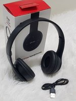 Used P47 BLACK BLUETOOTH EARPHONE 💯 in Dubai, UAE