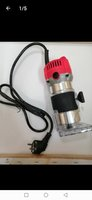 Used Wood trimmer New not used in Dubai, UAE