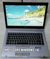 Used HP EliteBook LAPTOP 8470p Model in Dubai, UAE