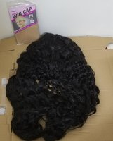 Used Lace front wig deep curly/wig cap in Dubai, UAE