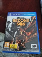 Used Infamous 2 second son ps4 in Dubai, UAE