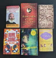 Used 23 bestseller books - any 3 for 50 AED in Dubai, UAE