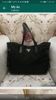 Used AUTHENTIC PRADA NYLON TOTE BAG.. in Dubai, UAE