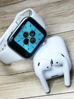 Used Apple watch and Airpod master Copy combo in Dubai, UAE