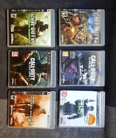 Used Call of duty collection 6games in Dubai, UAE