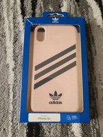 Used Adidas back cover for iphone XR in Dubai, UAE
