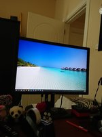 Used Dell 2412 24inch With Hdmi in Dubai, UAE