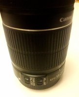 Used Canon EFS 55-250mm Lens in Dubai, UAE