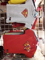 Used Superman Short and Shirt for kids in Dubai, UAE