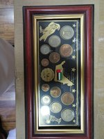 Used UAE coins collection in Dubai, UAE