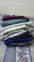 Used Branded men's shirt 10pcs Large to XL in Dubai, UAE