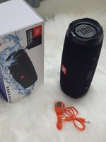 Used Charge4 speakers JBL ◇ Black higher bazz in Dubai, UAE