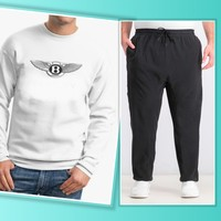 Used Brand new Bentley track suit size Xl in Dubai, UAE