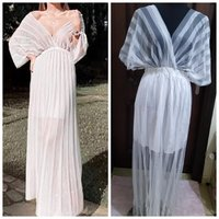Used Brand new sexy tulle long white dress in Dubai, UAE