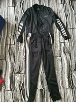 Used Adidas tracksuit for women Medium in Dubai, UAE