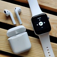 Used Apple watch and Airpod master Copy in Dubai, UAE