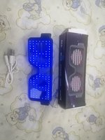 Used LED Luminescent Glasses Blu Ray in Dubai, UAE