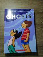 Used Ghosts Book by Raina Telgemeier in Dubai, UAE
