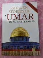 Used Golden stories of Umar bin Al Khattab bk in Dubai, UAE