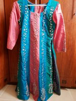 Used Goti work dress in Dubai, UAE