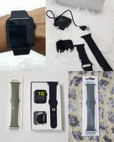 Used Smart watch x6 with 1 band in Dubai, UAE