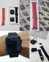 Used Smart watch x6 model with 1 band in Dubai, UAE