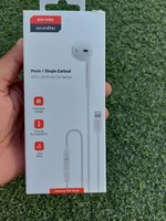 Used Porodo Mono Earphone with Lightning Conn in Dubai, UAE