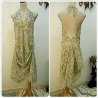 "Used Amazing dress for lady "" backless.. in Dubai, UAE"