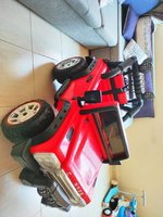 Used Kids jeep car.(not working) in Dubai, UAE