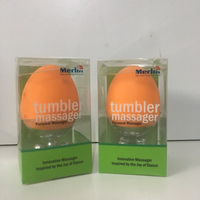 Merlin tumbler massager 2 units