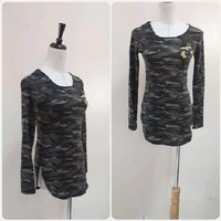 """Used Military top """" for lady free size in Dubai, UAE"""