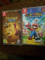 Used Nintendo switch games for sale in Dubai, UAE