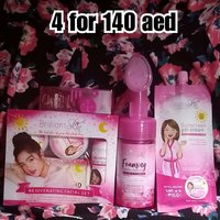 Used REJUV FOAMWASH SUNSCREEN SERUM COMBO in Dubai, UAE