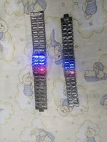 Used Binary water proof couple watches 2 pcs. in Dubai, UAE