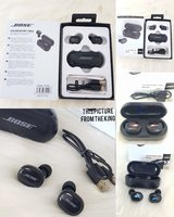Used Bose Earbuds TWS6 with charging case in Dubai, UAE