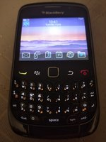 Used Blackberry Curve 9300 in Dubai, UAE