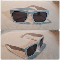 """Used Brand new white """" sungglass for lady. in Dubai, UAE"""