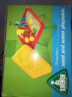 Used ELC sand and water table 18mo-6yrs in Dubai, UAE